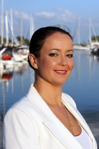 Marina Gavrylyuk real estate broker